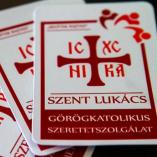 Öt éves a Szent Lukács Görögkatolikus Szeretetszolgála... class=