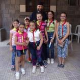 Miatyánk a szíriai gyermekekért class=