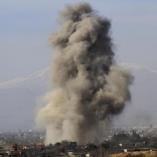 Rakétatámadás történt Damaszkuszban class=