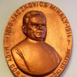 Jaczkovics Mihályra emlékeznek class=