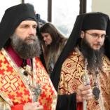 Előszenteltek Liturgiája Ábel atyával Debrecenben class=