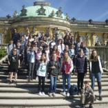 Nyíradonyi diákok Németországban class=