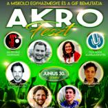 Akrofeszt-fiatalok találkozója az Akropoliszon class=