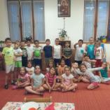 Pizsiparti a Szent Efrém Oviban  class=