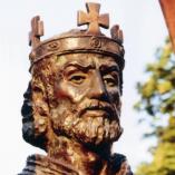 Szent István király, Magyarország fővédőszentje class=