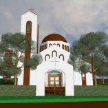 Sokak hasznára, nem kárára építünk templomot  class=