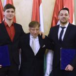 Átadták a 2017-es Vásáry Tamás Ösztöndíjakat class=