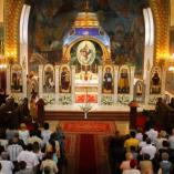 Tanévnyitó, Püspöki Liturgiát tartottak Debrecenben class=