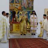 Szent Liturgián is részt vett a metropolita Libanonban class=