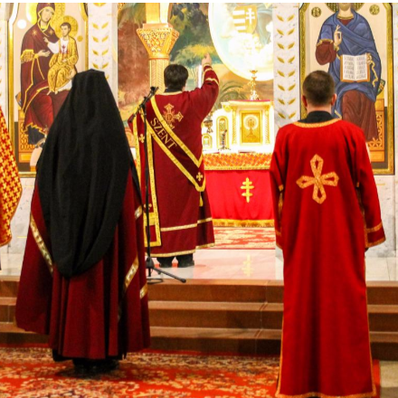 Eucharisztikus Kongresszusra készülve class=