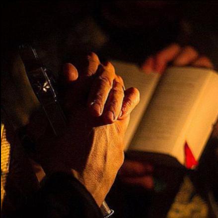 A zsolozsma az egyház imádsága, 2018 február 19-23. class=