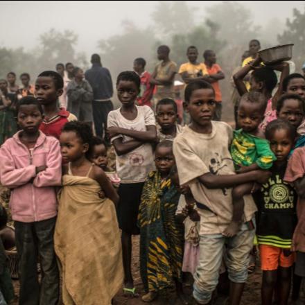 Imádkozzunk a Kongóban és Szudánban élőkért! class=