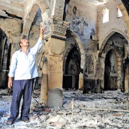 Segítsük együtt a szíriai keresztényeket! class=